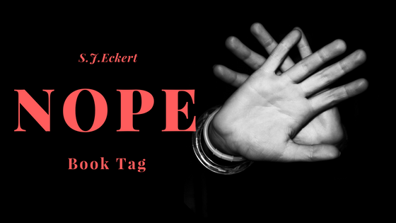 The NOPE BookTag!