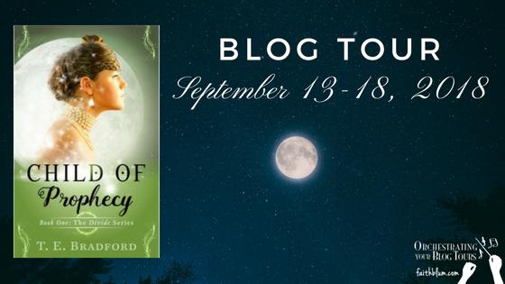 Book Spotlight: Child ofProphecy