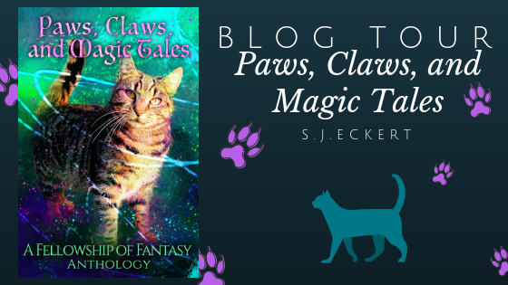 Blog Tour: Paws, Claws, and Magic Tales