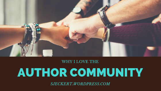 Why I Love the Author Community