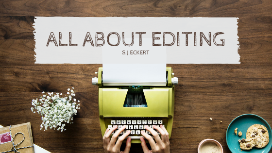 All About Editing
