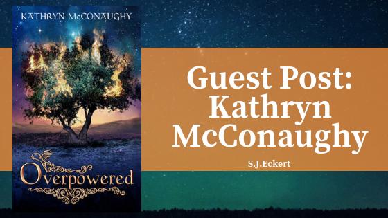 Guest Post: KathrynMcConaughy