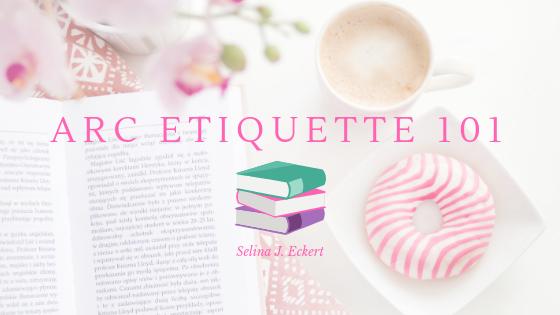 ARC Etiquette 101
