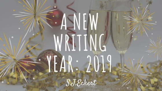A New Writing Year: 2019