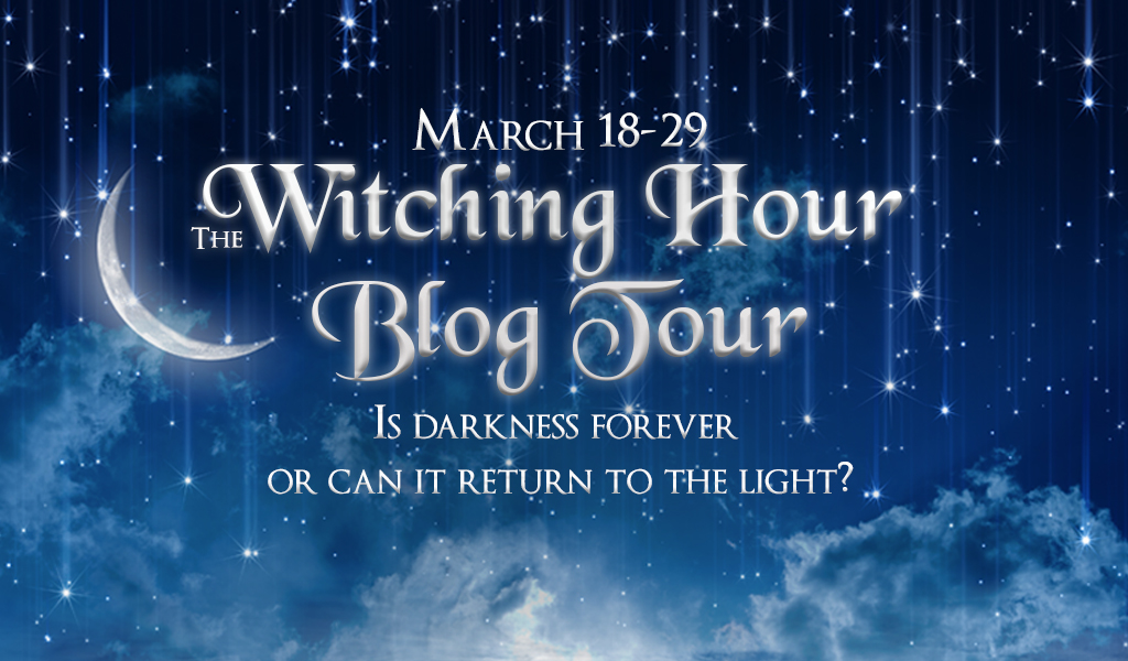 Witching Hour Blog Tour: Interview with Pursy
