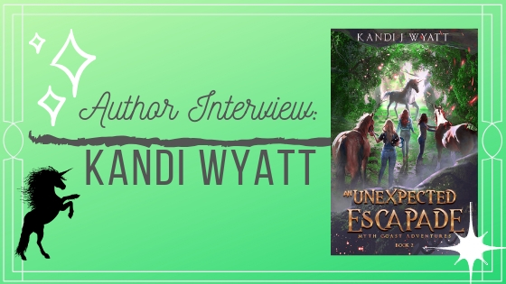 Author Interview: Kandi Wyatt
