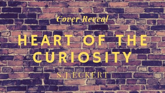 Heart of the Curiosity CoverReveal!