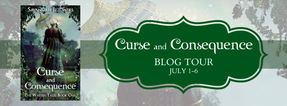 Curse and Consequence: Book Spotlight