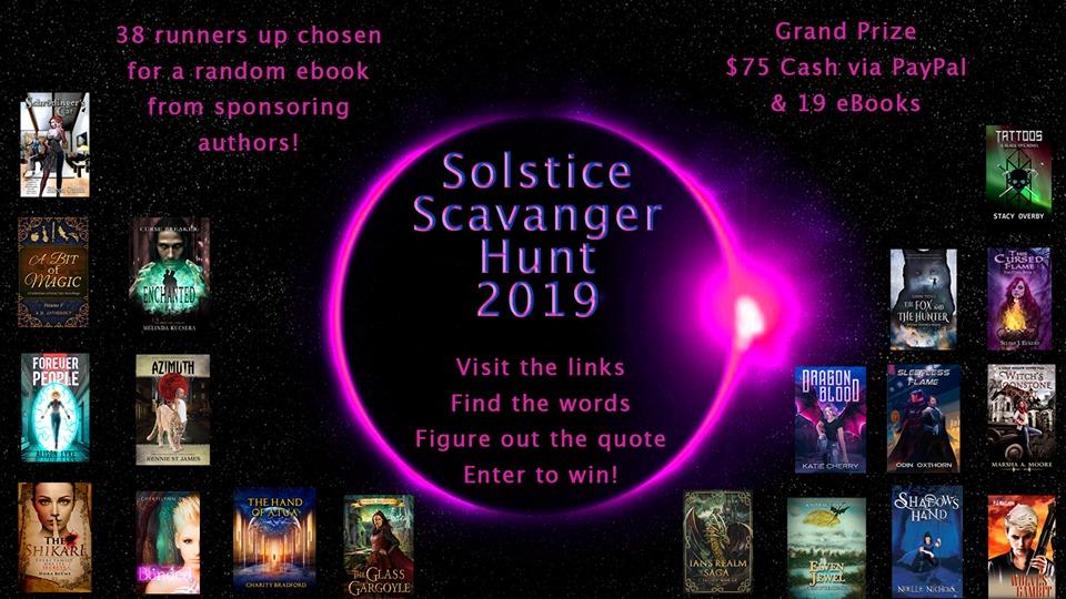 Solstice Scavenger Hunt2019!