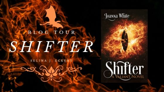 Blog Tour: Shifter