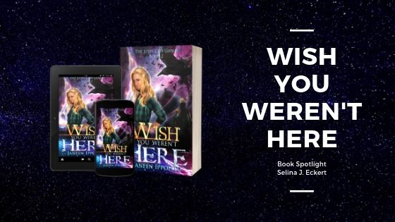 Book Spotlight: Wish You Weren't Here