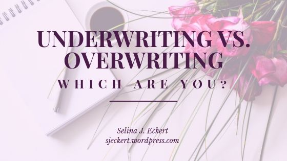 Underwriting vs. Overwriting: Which AreYou?