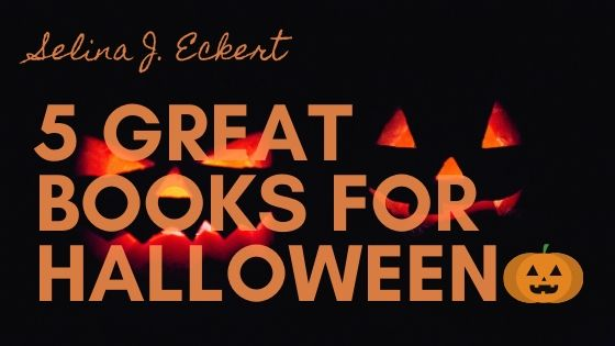 5 Great Books forHalloween
