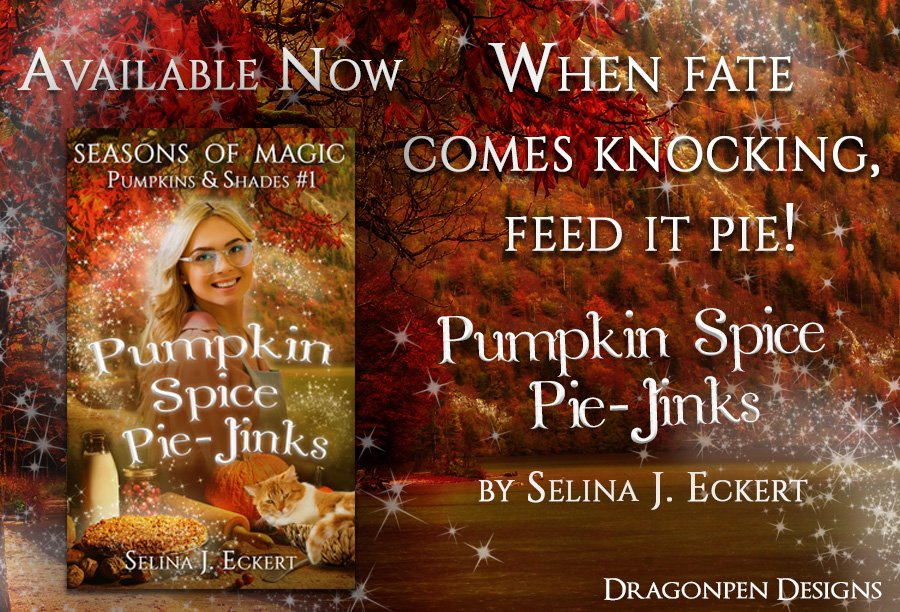 Pumpkin Spice Pie-Jinks Release Day!