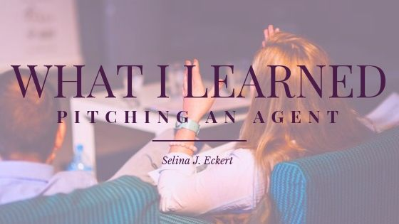 What I Learned: Pitching anAgent