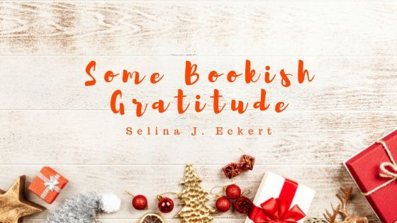 Some Bookish Gratitude