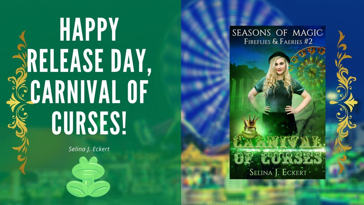 Happy Release Day, Carnival of Curses!
