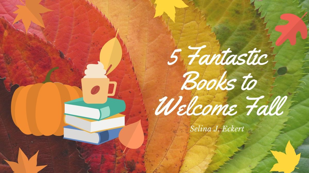 5 Fantastic Books to Welcome Fall
