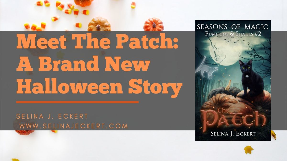 Meet The Patch: A Brand New Halloween Story