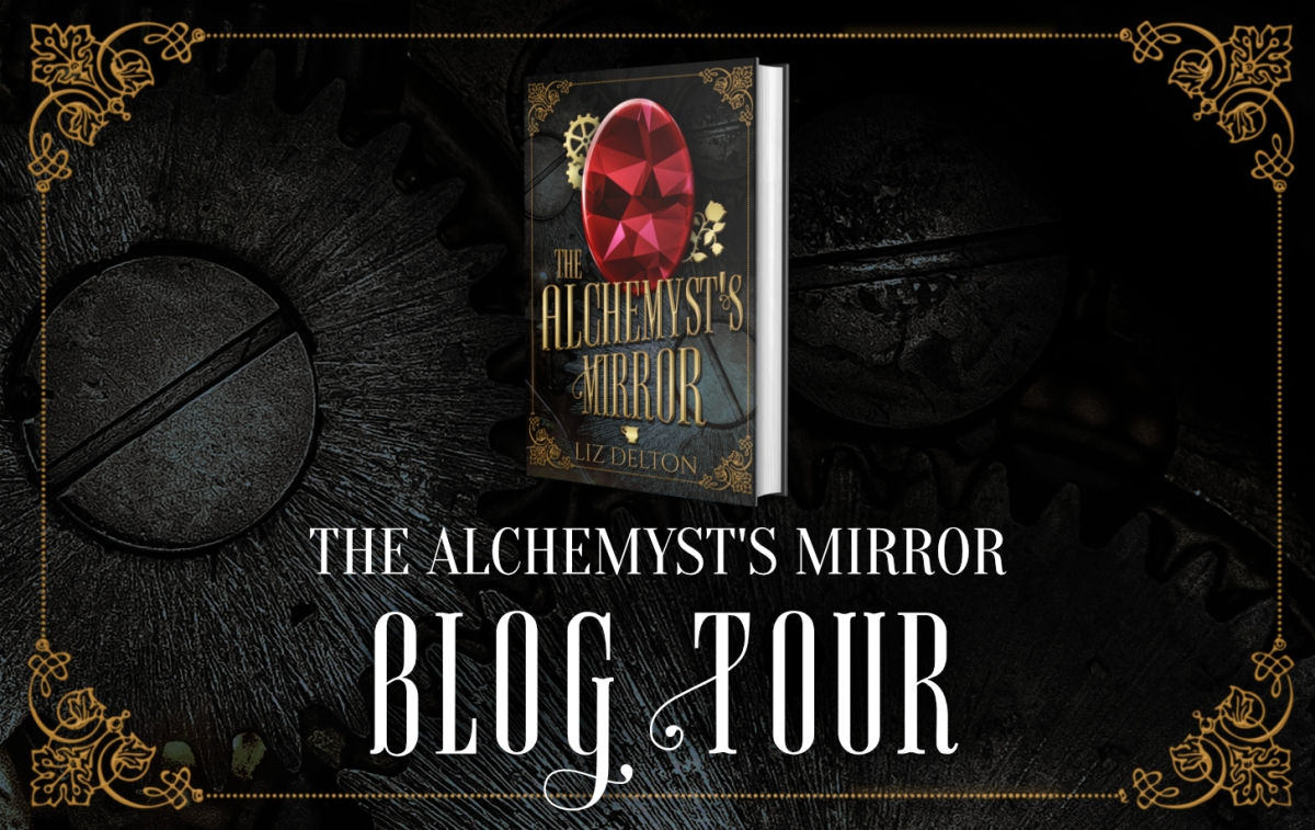 The Alchemyst's Mirror Blog Tour… And a Recipe!