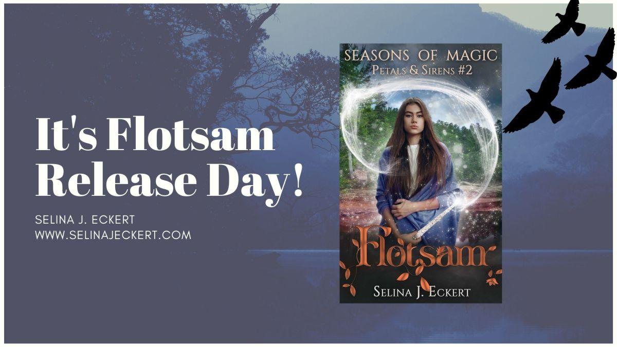 It's Flotsam ReleaseDay!
