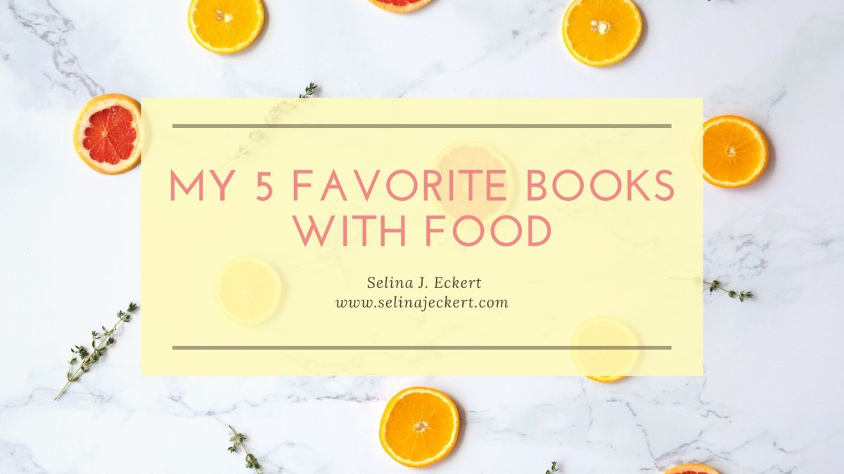 My 5 Favorite Books WithFood